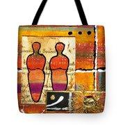 Companions I Tote Bag
