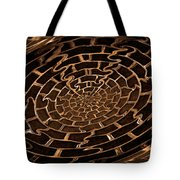 Complicated Journey Tote Bag