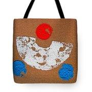 Composition Auto Tote Bag