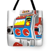 Computer Generated Web Icons Tote Bag