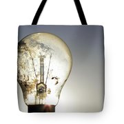 Concept Illumination  Tote Bag