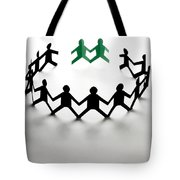 Conceptual Situation Tote Bag