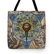 Concerning The Philosophical Stone, 1678 Tote Bag