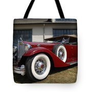 Concours D ' Elegance 1 Tote Bag