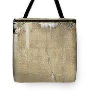 Concrete And Metal Tote Bag