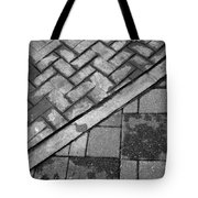 Concrete Tile - Abstract Tote Bag