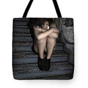 Concrete Velvet 17 Tote Bag