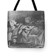 Conditions In Bellevue Hospital, New Tote Bag