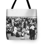 Coney Island New York - 1912 Tote Bag