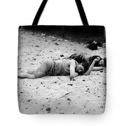 Coney Island: Sleeping Tote Bag