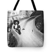 Coney Island: Slide Tote Bag