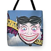 Coney Joker Tote Bag