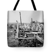Confederate Cannon Tote Bag