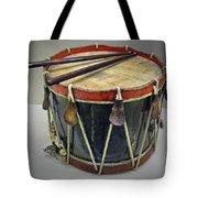 Confederate Drum Tote Bag