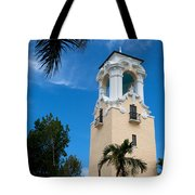 Congregational Church Of Coral Gables Tote Bag