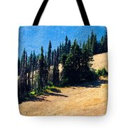 Conifer Clusters Tote Bag