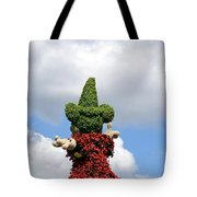 Conjuring The Clouds Tote Bag