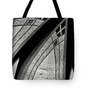 Connecting Pieces Tote Bag