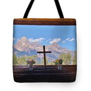 Connie's View Tote Bag