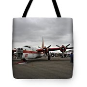 Consolidated Pb4y-2 Privateer Tote Bag