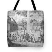 Constantinople, 1727 Tote Bag