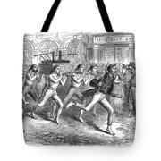 Constantinople Firemen Tote Bag