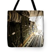 Container Delivery System Bundles Drop Tote Bag