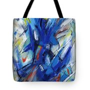 Contemporary Painting Six Tote Bag