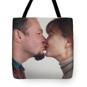 Contest - The Kiss Tote Bag