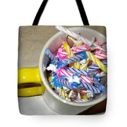 Contest  45 Candles Birthday 12 24 2010 Tote Bag