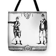 Continental Army Tote Bag