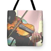 Contorno Fiddle Tote Bag