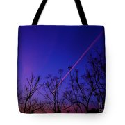 Contrail Contrast Tote Bag