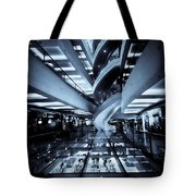 Convergence Zone Tote Bag
