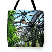 Converted Train Stop  Tote Bag