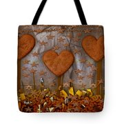 Cookie Trees Tote Bag