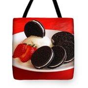 Cookies N Cream Tote Bag
