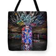 Cool Brittania Tote Bag
