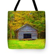 Cool Springs Church Tote Bag