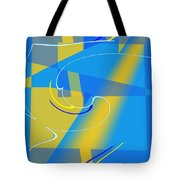 Coolbluelines Tote Bag