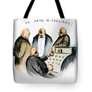 Coolidge: Cash Register Tote Bag