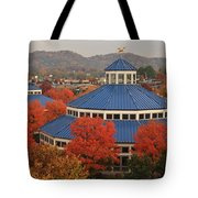 Coolidge Park Carousel Tote Bag