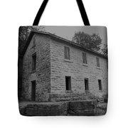 Cooperage Bw Tote Bag