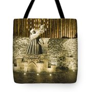 Copernicus - Wieliczka Salt Mine Tote Bag