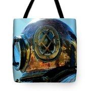 Copper Head Tote Bag