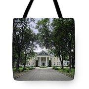 Copper King Daly's Riverside Mansion - Hamilton Montana Tote Bag