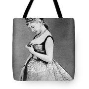 Cora Pearl (c1835-1886) Tote Bag