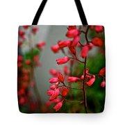 Coral Bells Tote Bag