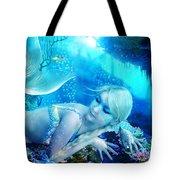 Coral Dreams Tote Bag
