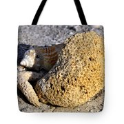 Coral On Shore Tote Bag